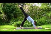Yoga today with the Yoga Diva / All things yoga. From Bronwen Morgan, The yoga Diva of core-essence-yoga. From home yoga on the mat to yoga therapy / by Bronwen Morgan