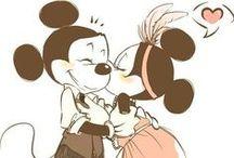 Le monde merveilleux de Disney ... / by Mélanie BOILE