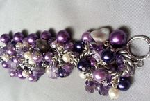 Jewelry by Gitty / Hand made...assorted beads and colors