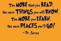 Inspirational Educational Quotes / Quotes to motivate and inspire.