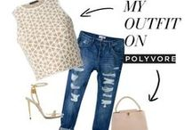 My Polyvore Finds / Each outfit that appears in this board I styled myself. For more fashion-related looks, check out my blog:   http://thecarolinafactor.blogspot.co.za/