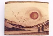 Pyrography Projects