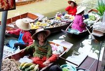 ASIA / The vibrant content of Asia.