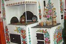 haft folkowy