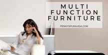 Multi Function Furniture / Remarkable multi purpose furniture pieces and Ikea hacks for your small and simplified spaces