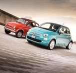 Italian style & design / Italian style & design, particularly related to the icon that is the Fiat 500.