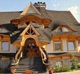 góralskie domy