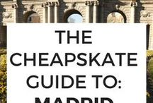 Places to go: Spain / Ideas & inspiration for places to visit & things to try in Spain.