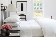 Interiors Inspo: Bedrooms / Inspiration for bedroom interiors, decor & style