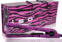 ISO Beauty Goodies / Professional quality ceramic and ionic hair straighteners, styling tools, and haircare products available in stores around the world & online!