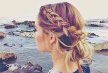 Braiding / #hair #hairstyle #braid