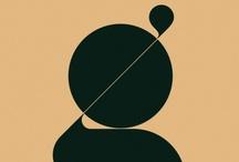 Typography / Kirjaimia.