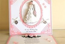 Cards Wedding / by Grazyna Lilley