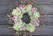 Wreath / by Grazyna Lilley