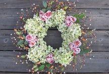 Wreath / by Grazyna Lilley
