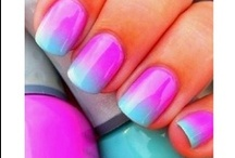 OMBRE! / Ombre Hair & Nails!