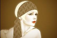 Great Gatsby! / Gatsby Hair Trends