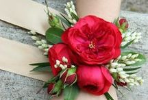Corsages & Boutonnieres / by Grazyna Lilley