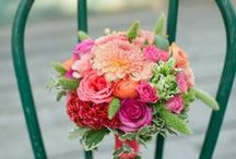 Wedding bouquets & flowers 2014 / by Grazyna Lilley