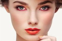 Rosy Red / Inspired by radiance of red makeup hues. www.isobeauty.com