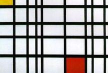 Art: De Stijl / De Stijl - Mondrian