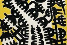 Art: Informalism / Arte Informale - Tachisme - Tachism Art Informel - Informel - Informale - Abstraction Lyrique  Emilio Vedova - Jean Dubuffet - Emilio Scanavino - Antoni Tàpies - Giuseppe Capogrossi