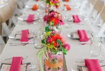 Wedding: Orange