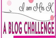 Blog Hops & Link Ups
