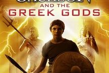 Percy Jackson Books / Book covers and artwork for the entire Percy Jackson series in the UK.
