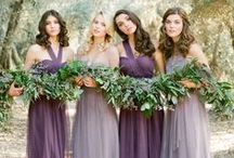 Bridesmaid Dresses / Beautiful Bridesmaid Dresses