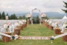 Wedding Ideas / Inspiring Wedding Ideas