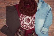Fall Outfits / Women's Autumn Fashion