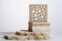 "OKINAWA BLOCK / LSD design co., ltd. ""OKINAWA BLOCK""/2012/ornamental block/product design"