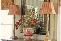 Decor | French Decorating ideas / Images of french decor to inspire my home