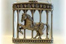 Cavalo - Objetos