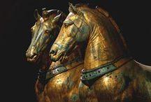 Cavalo - Escultura