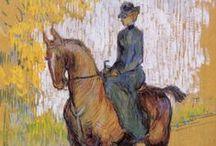 Cavalo - Henri Toulouse Lautrec
