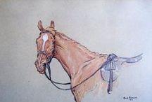Cavalo - Paul Brown