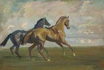 Cavalo - Alfred Munnings