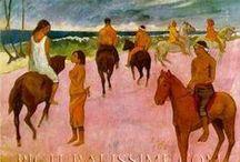 Cavalo - Paul Gaugin