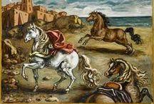 Cavalo - Giorgio de Chirico