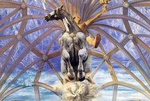 Cavalo - Salvador Dali
