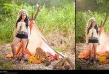 Photoshoot: Native America