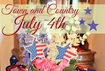Holiday | July 4th & Patriotic Decor / Everything for July 4th, Memorial Day and Labor Day
