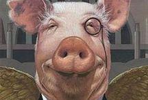 De l'art ou du cochon / Dans le cochon, tout est bon !!!