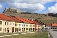 Sightseeing in Slovakia / Photos of Slovak sights, worth of visiting