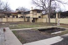 Frank Lloyd Wright - Avery Coonley Residence / Creatherm S20 panels were used in the restoration of the Frank Lloyd Wright - Avery Coonley Residence in Riverside, Illinois.