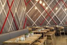 CAFE (Public Space) / /kaˈfā,kəˈfā/ (noun)     : a small restaurant selling light meals and drinks.