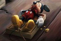 Mouse, prénom MICKEY