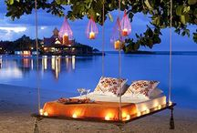Just me and you~Romantic Places